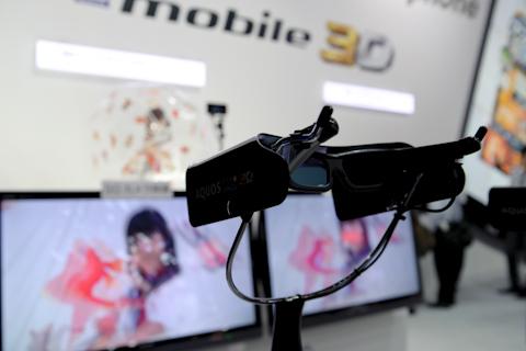 モバイル3Dカメラ搭載コンセプトモデル