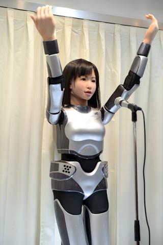 HRP-4C未夢2
