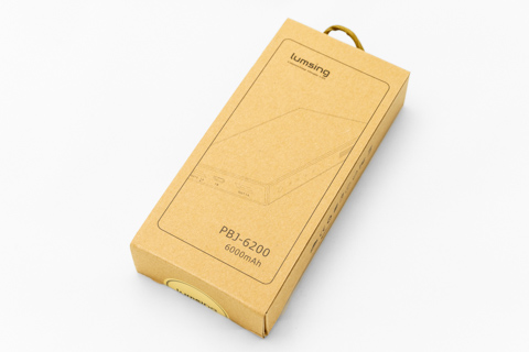 Lumsing 6000mAh モバイルバッテリー