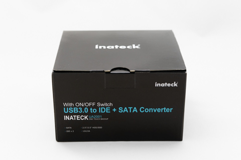 Inateck USB3.0HDDコンバータ2