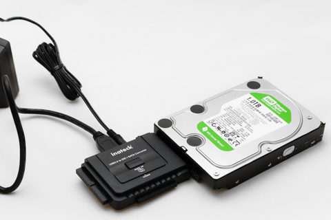 Inateck USB3.0HDDコンバータ10