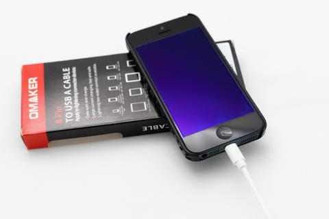 Apple MFi認証ケーブル