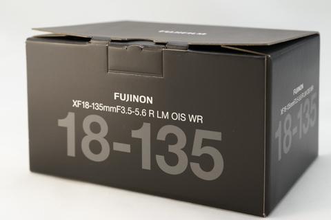 フジノンレンズ XF18-135mmF3.5-5.6 R LM OIS WR