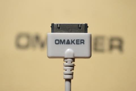 omaker Dockケーブル 30pin