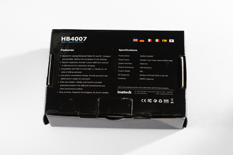 Inateck HB4007