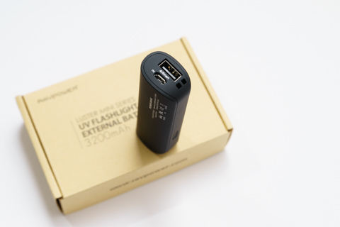 RAVPower モバイルバッテリー