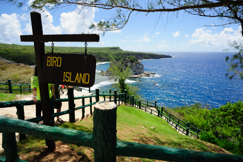 サイパン BIRD ISLAND
