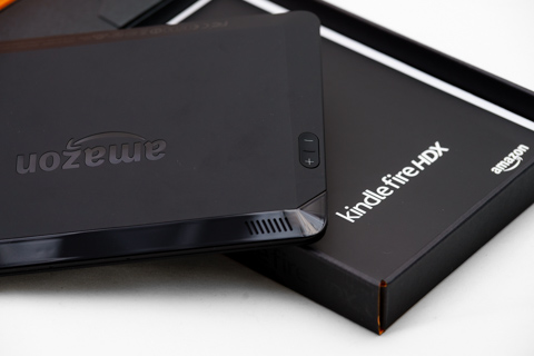 Amazon Kindle Fire HDX 7 タブレット
