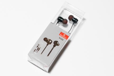 soundpeats m20 イヤフォン