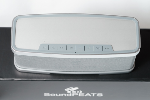 SoundPEATS bluetoothスピーカー P1