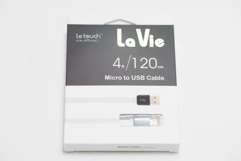 Letouch micro usb ケーブル