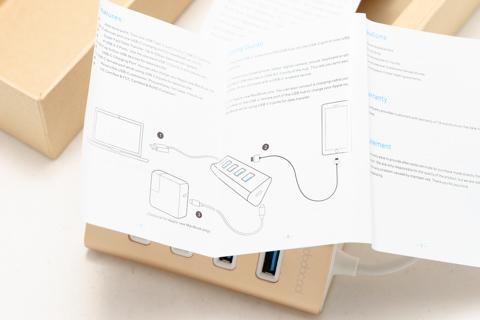 dodocool USB 3.0 Hub