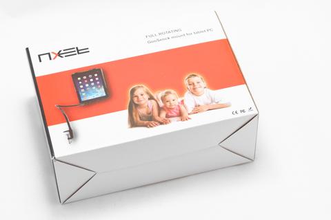 ieGeek iPadスタンド フレキシブル アーム付き ホルダー