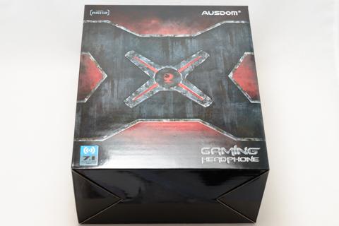 AUSDOM ゲーミングヘッドセット  7.1ch AGH2