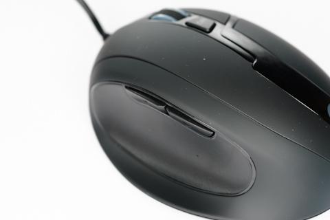 1byone 有線光学式 6ボタンマウス