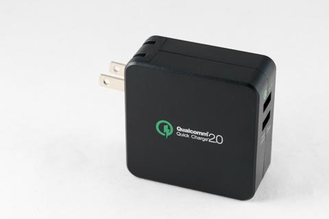 LERVING 30W 2ポート USB超急速充電器 USBチャージャー