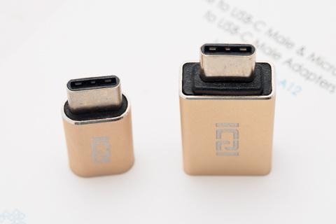ICZI USB Type Cアダプタ