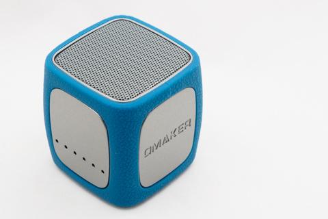 Omaker Bluetooth キューブ型ポータブルワイヤレススピーカーW4