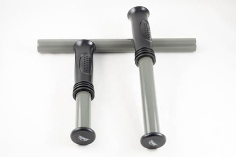 HiHiLL 腹筋ローラー スリムトレーナー アブローラー 超静音 高耐久性 ABR-01