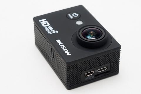 MUSON アクションカメラ C1