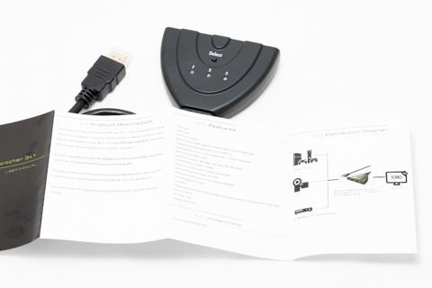Qtop HDMI切替器 分配器 セレクター