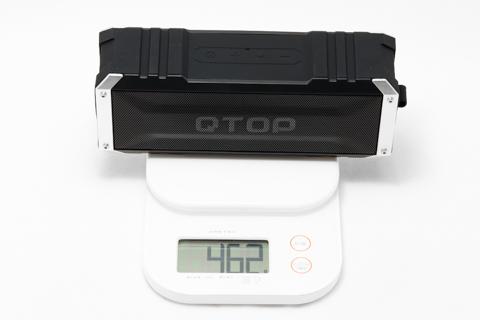 Qtop Bluetoothスピーカー Punker