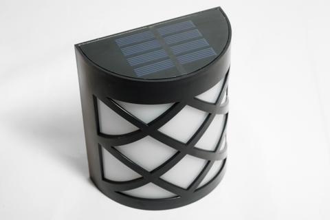 LEDソーラーライトREAKソーラー充電式LEDセンサーライト