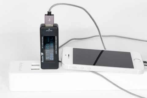 dodocool 電源タップ 5V 2.4A 4ポートUSB付き コンセントタップ
