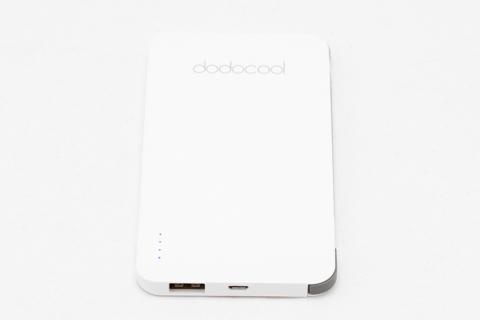 dodocool 5000mAh モバイルバッテリー