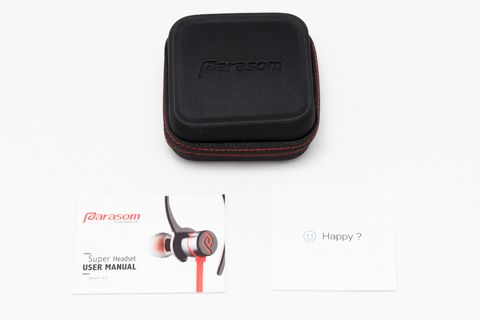 Parasom bluetooth イヤホン A1