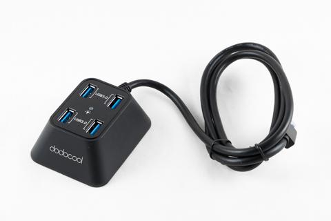 dodocool USB3.0 4ポート Hub DC02
