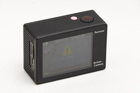 MUSON アクションカメラ 4K 防水 MC2