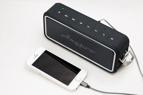 Anypro 防水Bluetoothスピーカー  HFD-895