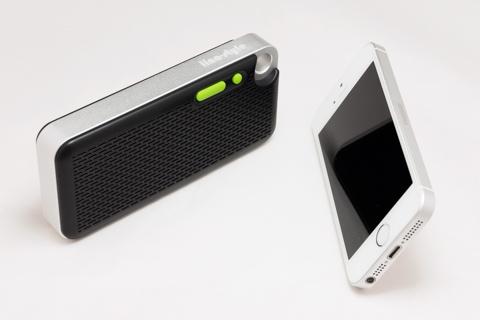 iina-style Bluetooth ワイヤレス スピーカー