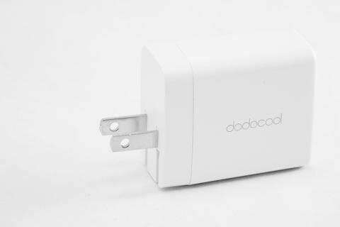 dodocool 2ポートUSB急速充電器 DA140