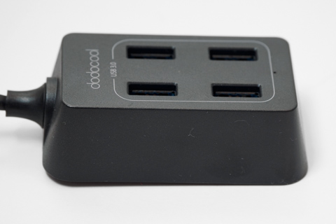 dodocool USB3.0 4ポート高速ハブDC43