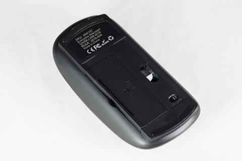 OKITI 超静音 無線 無光 ワイヤレスレーザーマウス