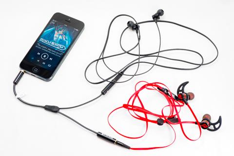 オーディオ分配ケーブル Syncwire 2分配ケーブル