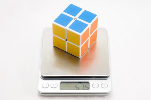 スピードキューブ 2×2 ルービックキューブ MIXBIC(ミックスビック)