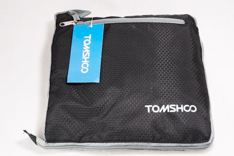 TOMSHOO 80L 大容量 折りたたみ式 バッグ
