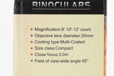 TOMSHOO 双眼鏡