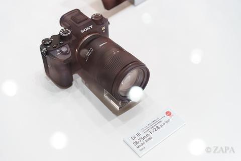 TAMRON 28-75mm F/2.8 Di III RXD (Model A036)