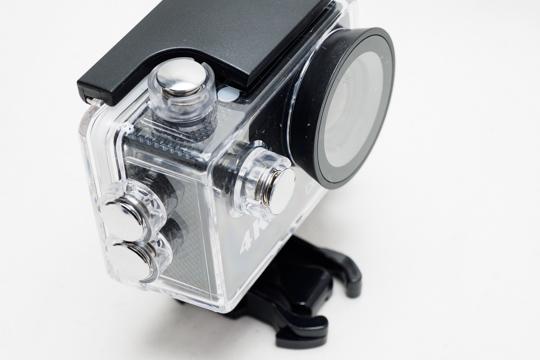 DBPOWER 4Kアクションカメラ 620C