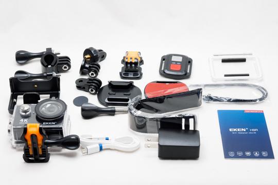EKEN H9R アクションカメラ