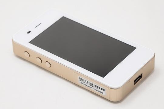 GlocalMe G3 モバイルWiFiルーター